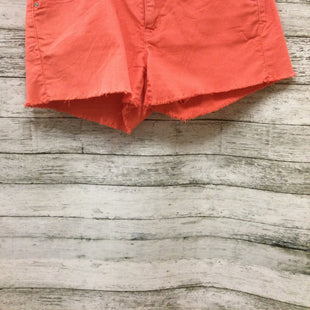 Primary Photo - BRAND: GAP STYLE: SHORTS COLOR: ORANGE SIZE: 26 SKU: 129-5006-3407