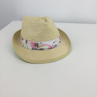 Primary Photo - BRAND:   VOLCOMSTYLE: HAT COLOR: STRAW OTHER INFO: VOLCOM - SKU: 128-4748-19
