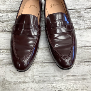 Primary Photo - BRAND: J CREW STYLE: SHOES FLATS COLOR: BURGUNDY SIZE: 6 SKU: 105-4605-11930