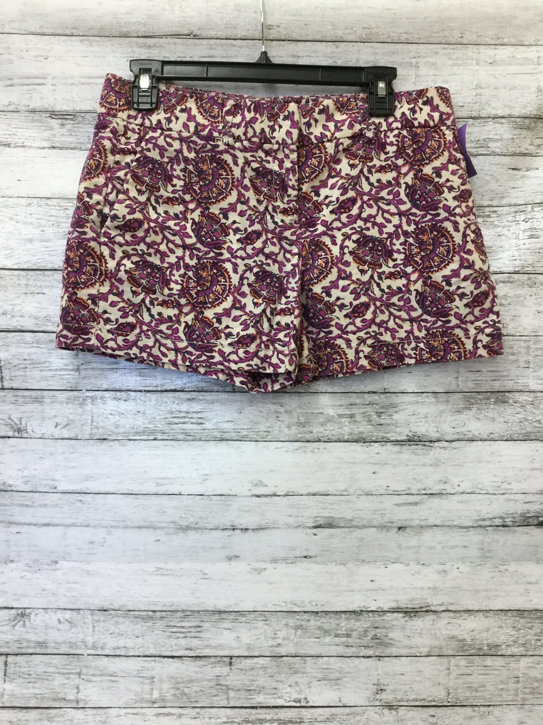 Primary Photo - brand: ann taylor loft , style: shorts , color: purple , size: 2 , sku: 125-3916-47043