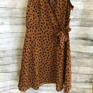 Primary Photo - BRAND: EVERLY STYLE: DRESS SHORT SLEEVELESS COLOR: ANIMAL PRINT SIZE: S SKU: 129-4901-1971