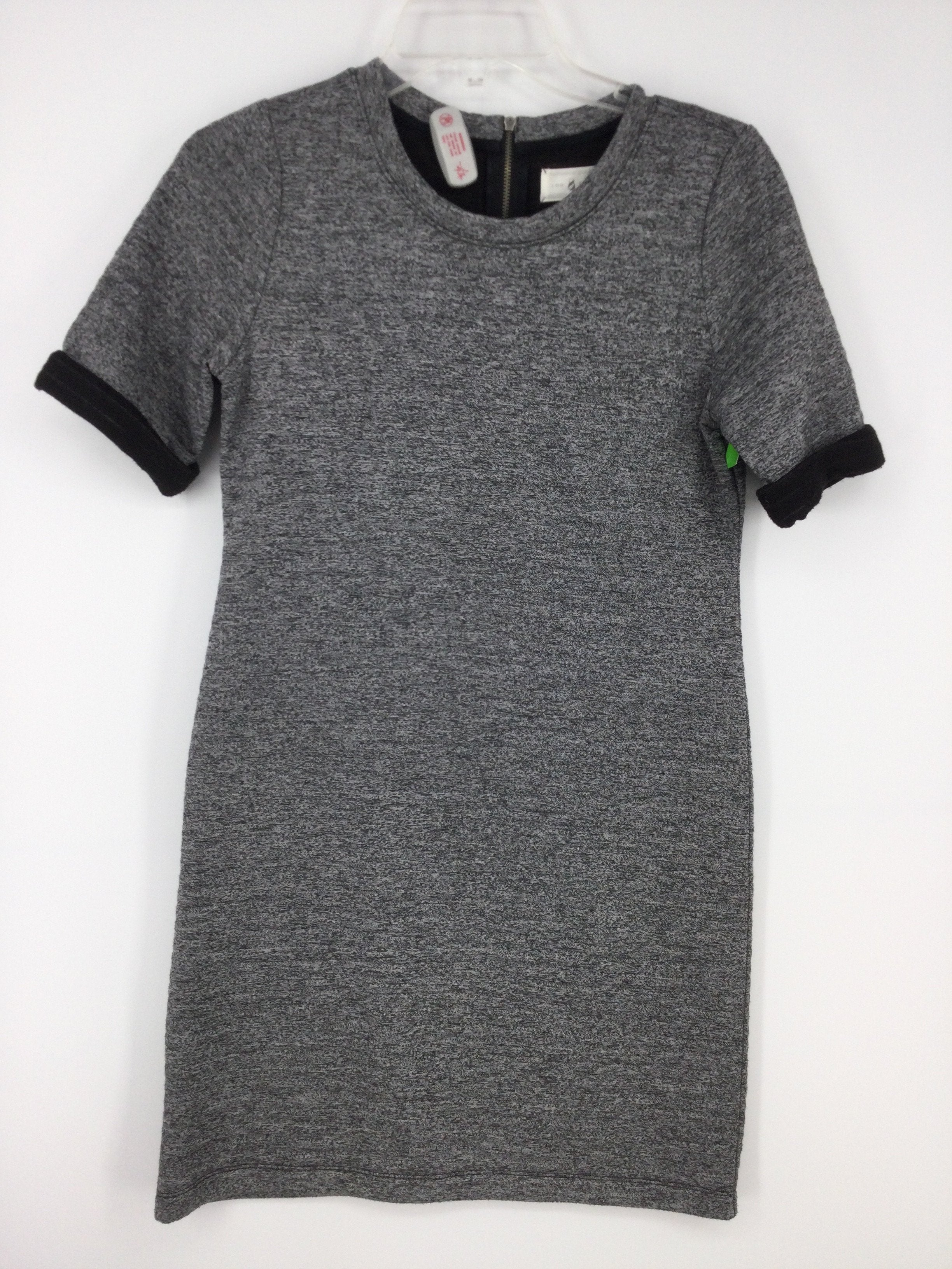 Primary Photo - brand: lou and grey , style: dress short short sleeve , color: charcoal , size: xs , sku: 128-4287-52738