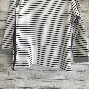 Primary Photo - BRAND: MAISON JULES STYLE: TOP LONG SLEEVE COLOR: STRIPED SIZE: XL SKU: 129-4748-14198