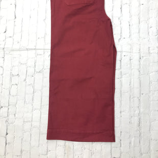 Primary Photo - BRAND: MADEWELL STYLE: PANTS COLOR: BRICK RED SIZE: 22 SKU: 126-1881-68174
