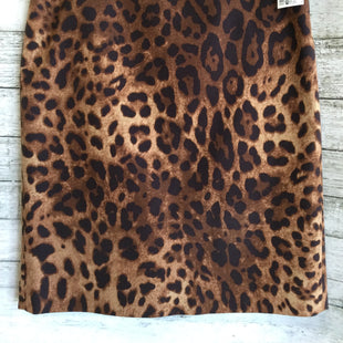 Primary Photo - BRAND: RAFAELLA STYLE: SKIRT COLOR: ANIMAL PRINT SIZE: 4 SKU: 129-5006-5049