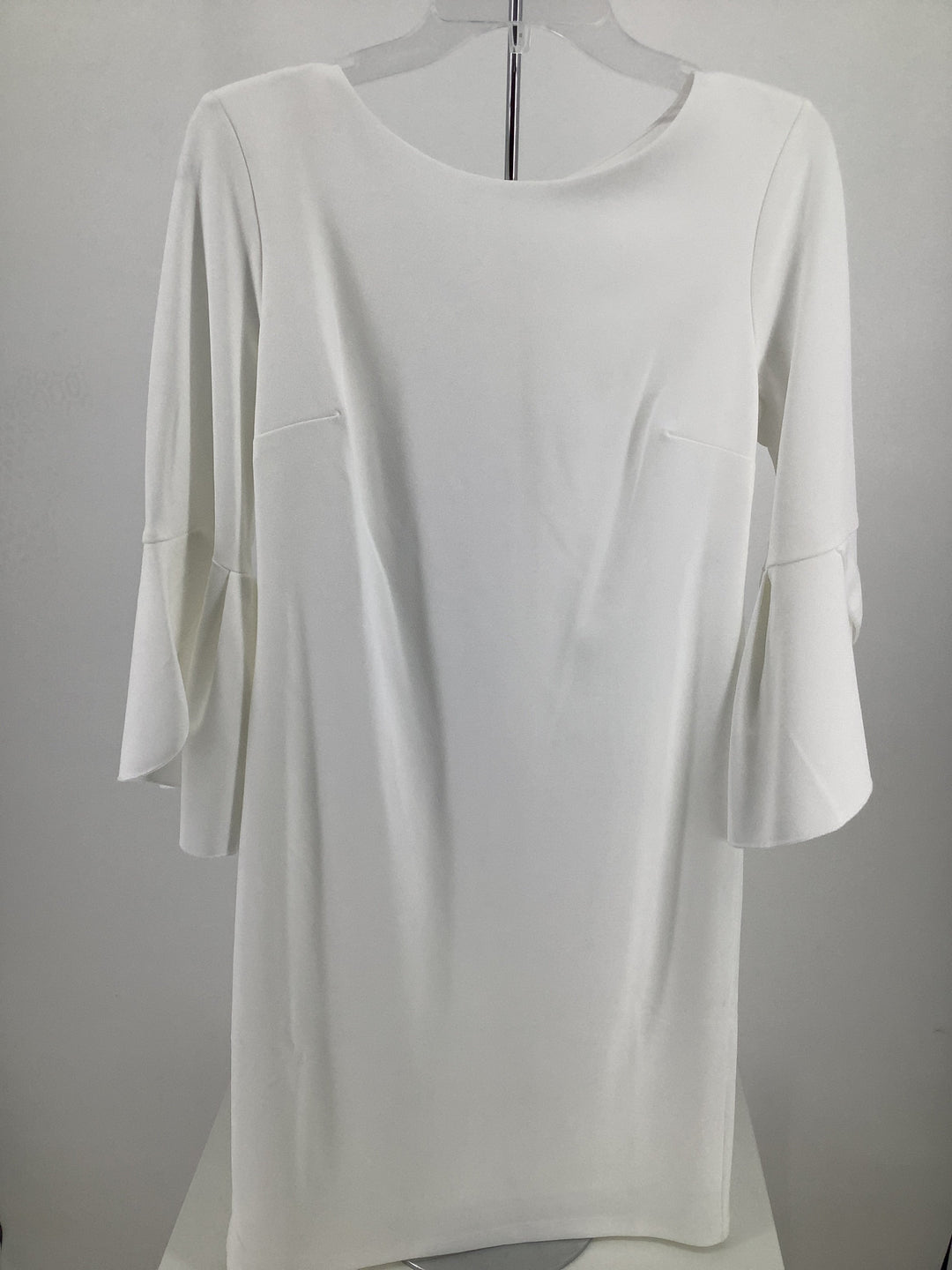 Primary Photo - brand:    est 1846, style: dress short long sleeve , color: white , size: 4 , sku: 105-3221-16571