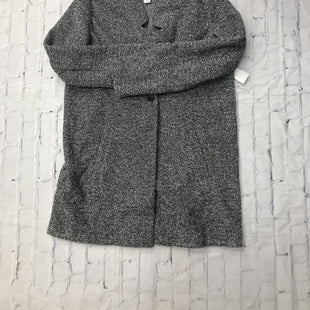 Primary Photo - BRAND: OLD NAVY STYLE: COAT LONG COLOR: GREY SIZE: S SKU: 126-5111-109