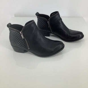 Primary Photo - BRAND: LUCKY BRAND O STYLE: BOOTS ANKLE COLOR: BLACK SIZE: 7.5 SKU: 105-4189-6458