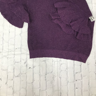 Primary Photo - BRAND: DKNY STYLE: SWEATER SHORT SLEEVE COLOR: PURPLE SIZE: XL SKU: 126-2092-181728
