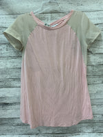 Primary Photo - brand: motherhood o , style: maternity top short sleeve , color: pink , size: s , sku: 125-4628-11091