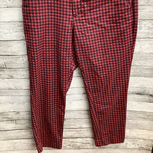 Primary Photo - BRAND: MERONA O STYLE: PANTS COLOR: CHECKED SIZE: 12 SKU: 105-3221-15595