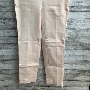Primary Photo - BRAND: WHITE HOUSE BLACK MARKET STYLE: PANTS COLOR: LIGHT PINK SIZE: 2 OTHER INFO: NEW! SKU: 105-5184-3432