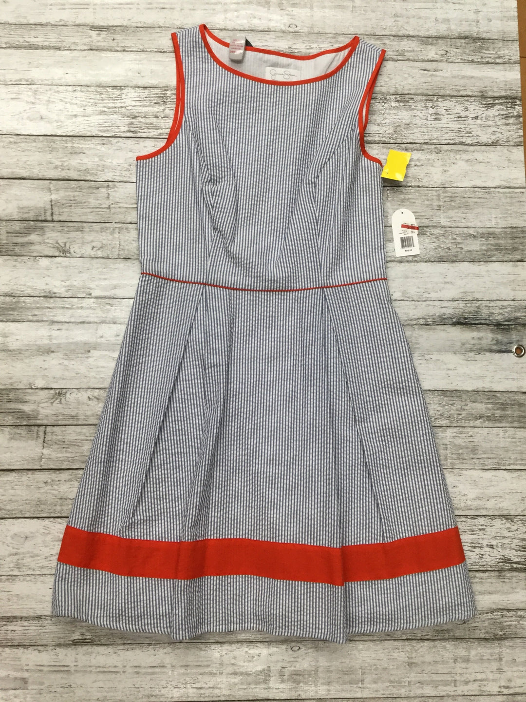 Primary Photo - brand: jessica simpson , style: dress short sleeveless , color: striped , size: 10 , other info: new! , sku: 126-3266-23899