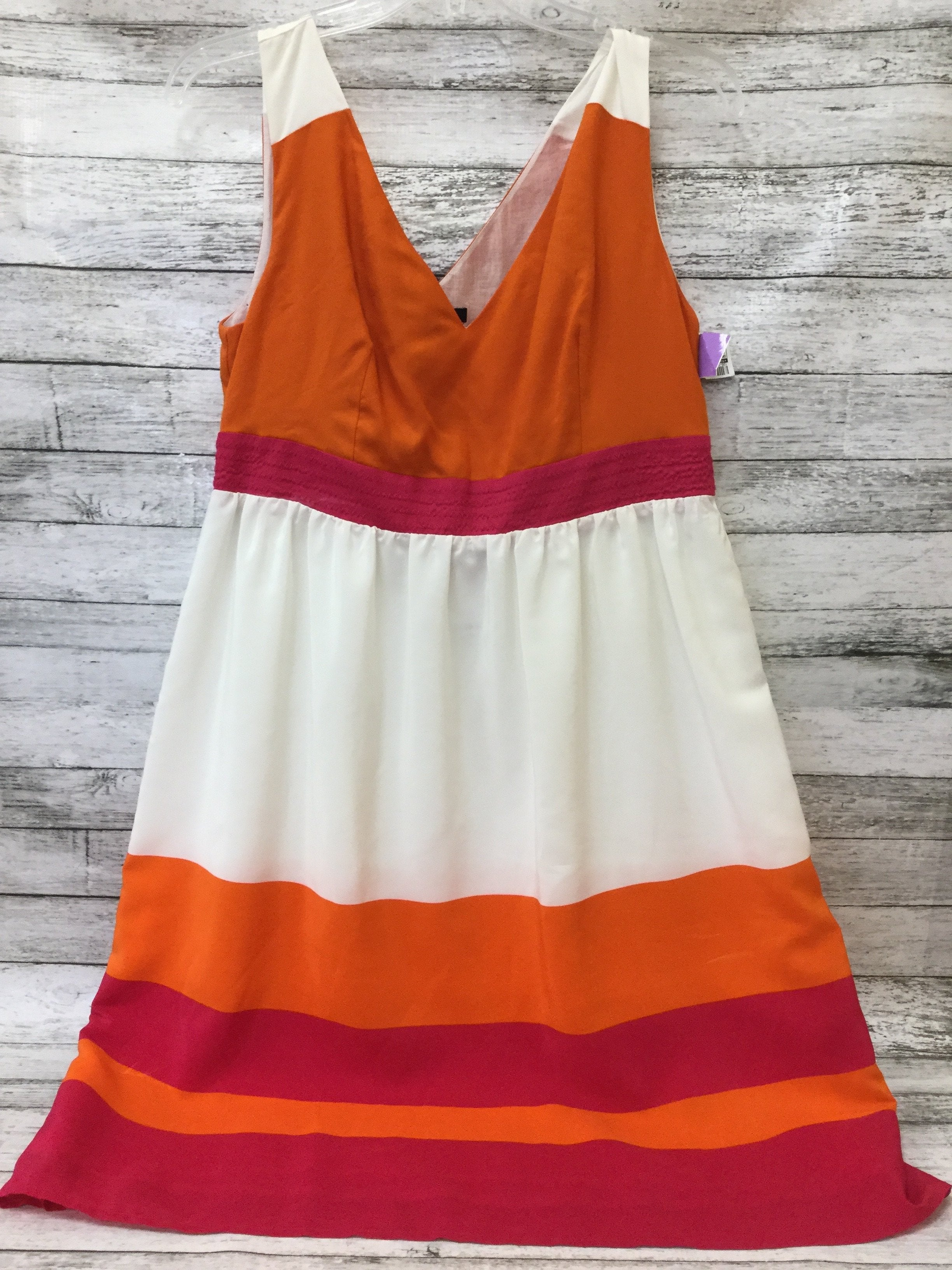 Primary Photo - brand: tommy hilfiger , style: dress short sleeveless , color: orangepink , size: 10 , sku: 125-3590-25551