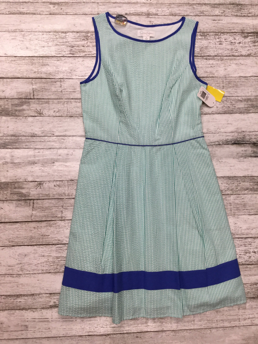 Primary Photo - brand: jessica simpson , style: dress short sleeveless , color: mint , size: 10 , other info: new! , sku: 126-3266-23900