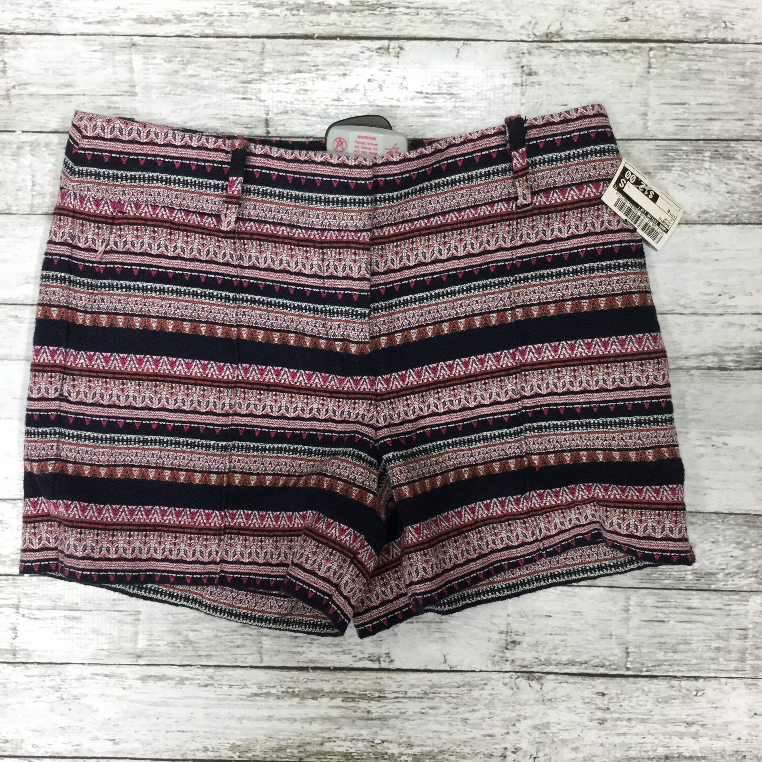 Primary Photo - brand: ann taylor loft , style: shorts , color: pink , size: 0 , sku: 127-4169-25120