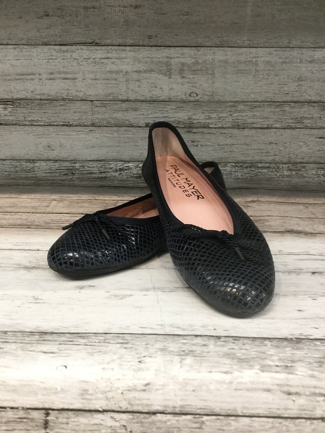 Primary Photo - brand:   cmc , style: shoes flats , color: navy , size: 7.5 , other info: paul mayer - , sku: 128-3212-34891