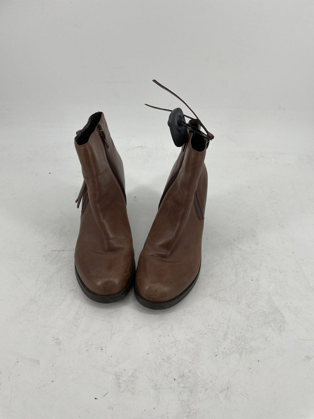 Primary Photo - brand: marc fisher , style: boots ankle , color: brown , size: 9 , sku: 128-3212-42574