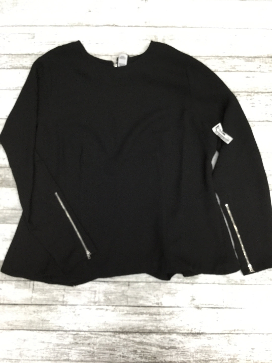 Primary Photo - brand:    cmd , style: top long sleeve , color: black , size: 2x , other info: mynt - , sku: 126-1881-57004