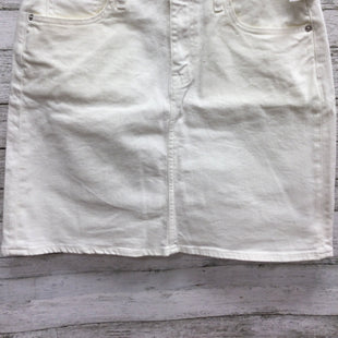 Primary Photo - BRAND: J CREW STYLE: SKIRT COLOR: WHITE SIZE: 6 OTHER INFO: NEW! SKU: 127-4169-43051
