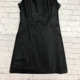 Primary Photo - BRAND: J BRAND STYLE: DRESS SHORT SLEEVELESS COLOR: BLACK SIZE: S OTHER INFO: NEW! SKU: 125-4628-16201