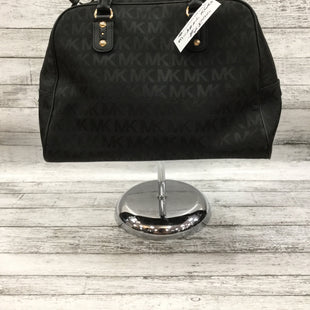 Primary Photo - BRAND: MICHAEL BY MICHAEL KORS STYLE: HANDBAG DESIGNER COLOR: BLACK SIZE: LARGE SKU: 128-3212-45487