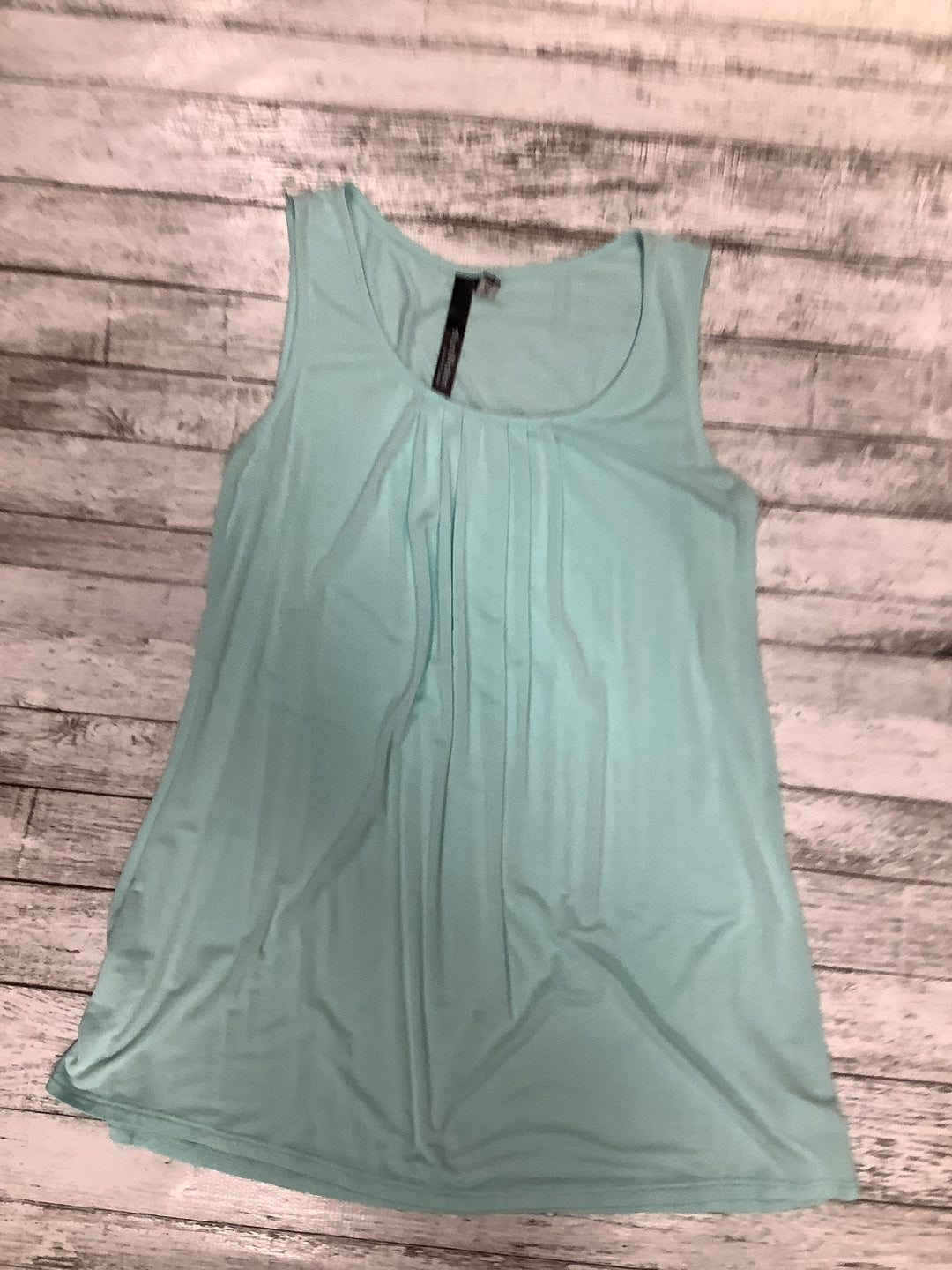 Primary Photo - brand:    cmd , style: top sleeveless , color: mint , size: s , other info: ellumi nation nikki h parker - , sku: 105-3221-7366
