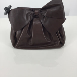 Primary Photo - BRAND: STUART WEITZMAN STYLE: CLUTCH COLOR: BROWN SKU: 128-4337-5695