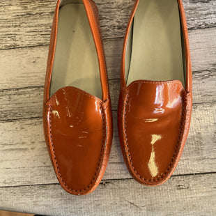 Primary Photo - BRAND: TODS STYLE: SHOES FLATS COLOR: ORANGE SIZE: 6 SKU: 129-2252-8649