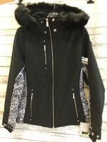 Primary Photo - brand:  cmb , style: jacket outdoor , color: black white , size: 10 , other info: nils - , sku: 129-4748-10768