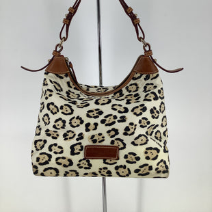 Primary Photo - BRAND: DOONEY AND BOURKE STYLE: HANDBAG DESIGNER COLOR: ANIMAL PRINT SIZE: MEDIUM OTHER INFO: AS IS SKU: 105-4189-6182
