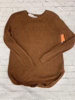 Primary Photo - brand: sonoma , style: sweater lightweight , color: brown , size: xs , sku: 125-3590-35147