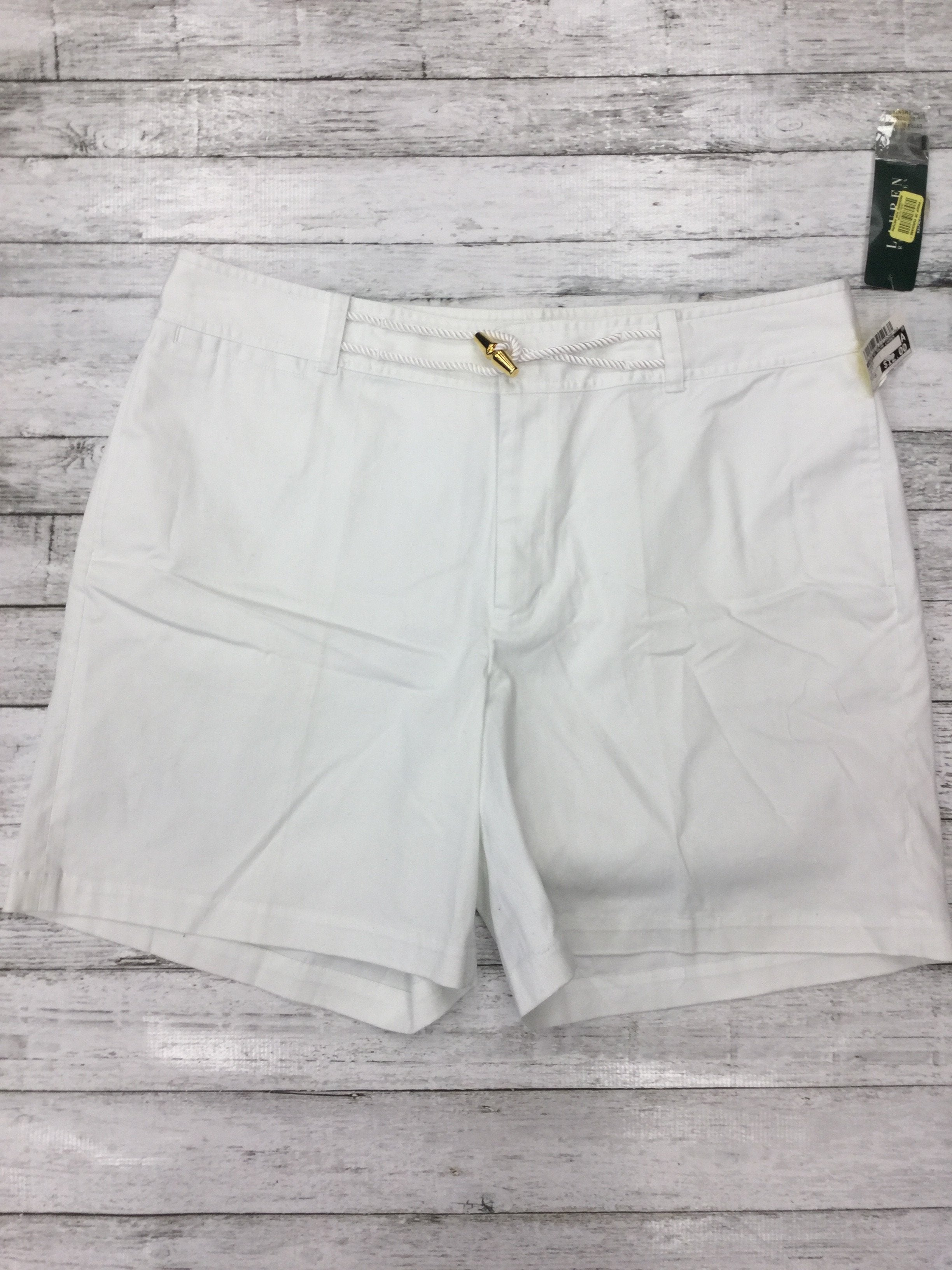 Primary Photo - brand: lauren by ralph lauren , style: shorts , color: white , size: 16 , sku: 125-4870-5257