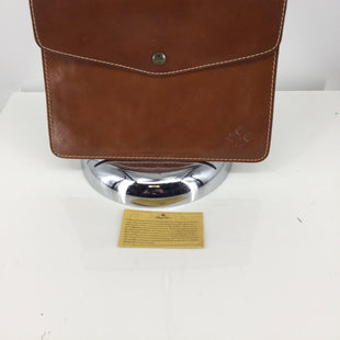 Primary Photo - BRAND: PATRICIA NASH STYLE: CLUTCH COLOR: BROWN SKU: 129-4690-7713