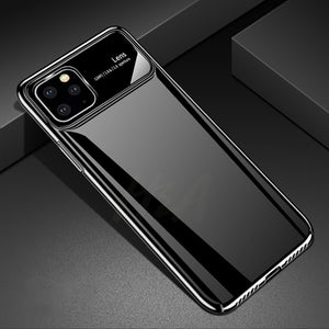 iPhone 11 Pro Max - Polarised Mirror Lens Case + Tempered Glass + Lens Protector
