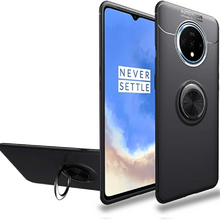 Load image into Gallery viewer, OnePlus (3 in 1 Combo) Ring Case + Tempered Glass + Lens Guard