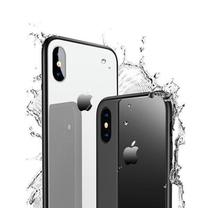 iPhone XS Max Special Edition Case + Tempered Glass + Camera Lens Guard
