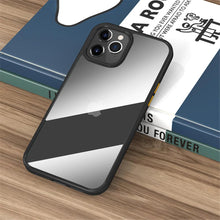 Load image into Gallery viewer, iPhone 12 Pro Luxury Translucent Matte Finish Case