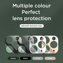 Load image into Gallery viewer, iPhone 11 Pro Max - TOTU - Ultra Thin Flexible Camera Lens Protector