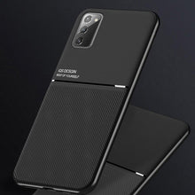 Load image into Gallery viewer, Galaxy Note 20 Carbon Fiber Twill Pattern Soft TPU Case