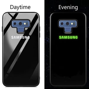 Galaxy Note 9 Radium Case + Tempered Glass + Camera Lens Guard