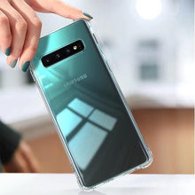 Load image into Gallery viewer, MK ® Galaxy S10 (3 in 1 Combo) King Kong Case + Tempered Glass + Camera Lens Guard
