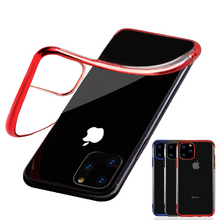 Load image into Gallery viewer, iPhone 11 Pro - Baseus - Ultra-Thin Glitter Case + Tempered Glass + Camera Lens Shield