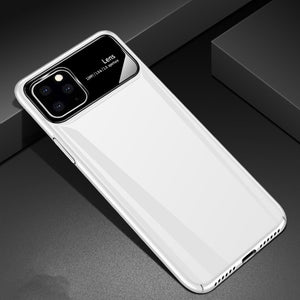 iPhone 11 Pro - Polarised Mirror Lens Case + Tempered Glass + Lens Protector