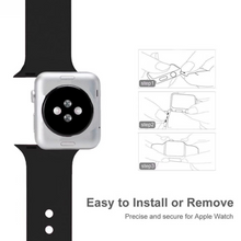Load image into Gallery viewer, Apple Watch Case + Silicone Watch Strap Combo Offer