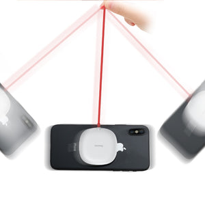 Baseus Spider Suction Cup Mini Wireless Charger