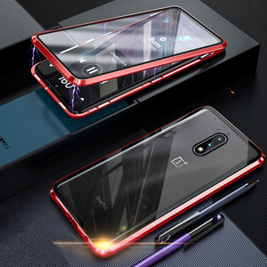 OnePlus 7 (Front + Back) Protection Magnetic Fit Case