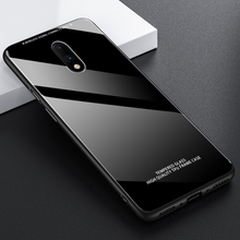 Load image into Gallery viewer, OnePlus 6T (3 in 1 Combo) Glass Back Case + Tempered Glass + Camera Lens Guard