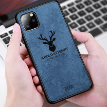 Load image into Gallery viewer, Apple iPhone [3-in-1 Combo] Deer Case + Screen & Lens Protector