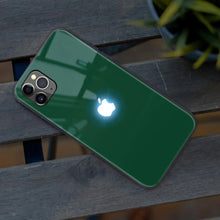Load image into Gallery viewer, iPhone 11 Pro - LEKE - LED Glowing Logo Case + Tempered Glass